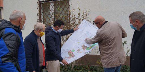 Begehung der Erschließungsachse Rhein-Main-Odenwald-Rhein-Neckar